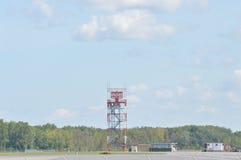 Torre do radar Imagem de Stock