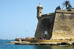 Torre do relógio de Gardjola Imagens de Stock Royalty Free