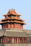 Torre do relógio do palácio chinês Foto de Stock