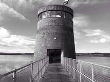 Torre do reservatório de Derwent Imagens de Stock Royalty Free