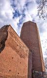 Torre do ` s dos ratos em Kruszwica fotografia de stock royalty free