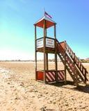 Torre do salvamento Imagens de Stock Royalty Free