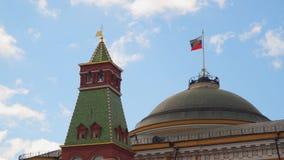 A torre do Senado e a abóbada do Senado Foto de Stock