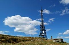 Torre do sinal Fotos de Stock Royalty Free