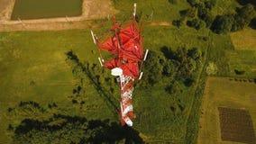 Torre do sinal de telefone filme