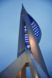 Torre do Spinnaker Foto de Stock Royalty Free