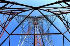 Torre do telefone Foto de Stock