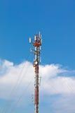 Torre do telemóvel fotos de stock royalty free