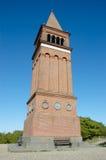 Torre do tijolo vermelho Fotografia de Stock Royalty Free