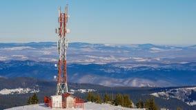 Torre do transmissor Imagem de Stock
