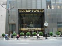 Torre do trunfo, Manhattan, New York Fotografia de Stock Royalty Free