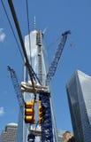 A torre do World Trade Center Fotos de Stock