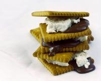 Torre dos biscoitos Imagem de Stock Royalty Free