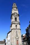 Torre DOS Clerigos Lizenzfreies Stockfoto