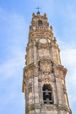 Torre dos Clerigos Royalty Free Stock Photography