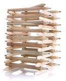 Torre dos lápis Imagens de Stock