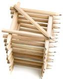 Torre dos lápis Imagem de Stock