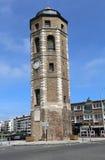 A torre dos mentirosos em Dunkirk, França Foto de Stock Royalty Free