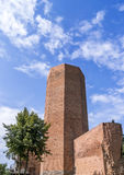 Torre dos ratos em Kruszwica no Polônia imagens de stock royalty free