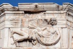 Torre dos ventos Atenas Greece Imagem de Stock Royalty Free