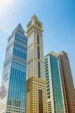 Torre Dubai del Capricornio Foto de archivo libre de regalías