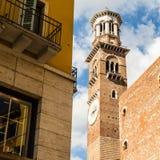 Torre e cielo Fotografia Stock Libera da Diritti