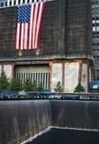 Torre e quedas da liberdade Fotos de Stock Royalty Free
