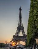 Torre Effiel Imagen de archivo