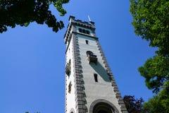 Torre in ehingen fotografia stock