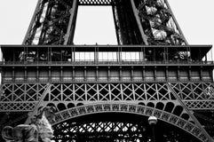 Torre Eiffel 1 Fotos de archivo libres de regalías