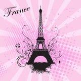 Torre Eiffel Foto de Stock Royalty Free