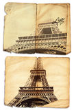 Torre Eiffel Fotografía de archivo libre de regalías