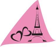 Torre Eiffel ilustración del vector