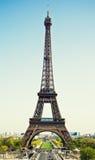 Torre Eiffel Imágenes de archivo libres de regalías