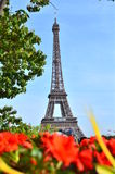 Torre Eiffel 2 Fotos de Stock