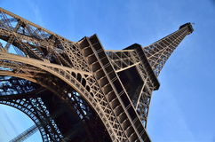 Torre Eiffel 3 Imagen de archivo libre de regalías