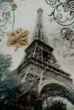 Torre Eiffel Fotografia Stock