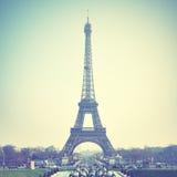 A torre Eiffel Fotos de Stock