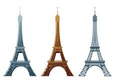 Torre Eiffel illustrazione vettoriale