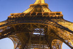 A torre Eiffel, Fotos de Stock Royalty Free