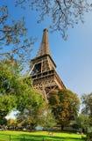 Torre Eiffel #5. Fotos de archivo libres de regalías
