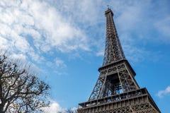 Torre Eiffel Foto de Stock