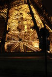Torre Eiffel Fotografia de Stock Royalty Free