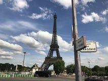 Torre eiffel Стоковое фото RF