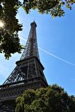 Torre Eiffel imagens de stock royalty free
