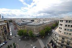 Torre Eiffel, ciudad, zona urbana, zona metropolitana, cielo foto de archivo libre de regalías