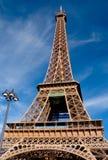 Torre Eiffel da excursão Fotografia de Stock Royalty Free