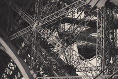 Torre Eiffel de Paris Foto de Stock