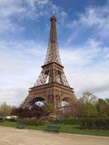 Torre Eiffel de Paris em France Foto de Stock Royalty Free