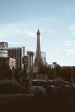Torre Eiffel di Las Vegas Immagine Stock